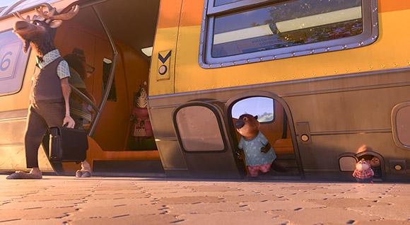 Walt Disney Animation Studios | Zootropolis or Zootopia