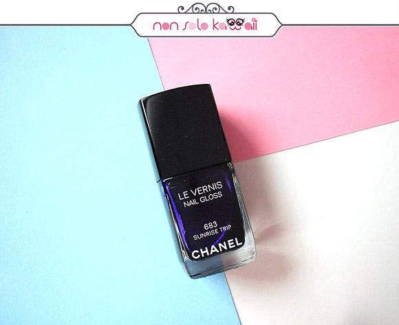 Chanel - L.A. Sunrise Le Vernis