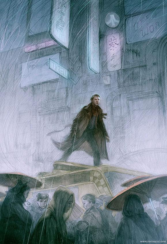 Rovina Cai - Blade Runner