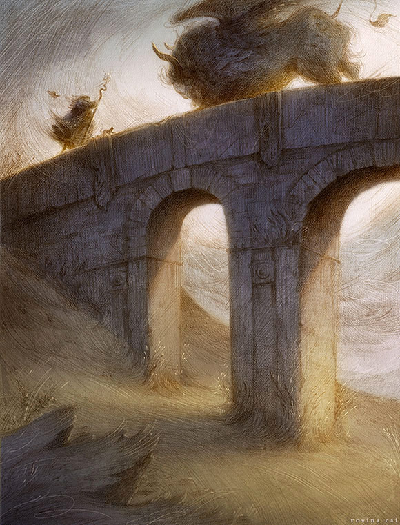 Rovina Cai - Bridge Encounter