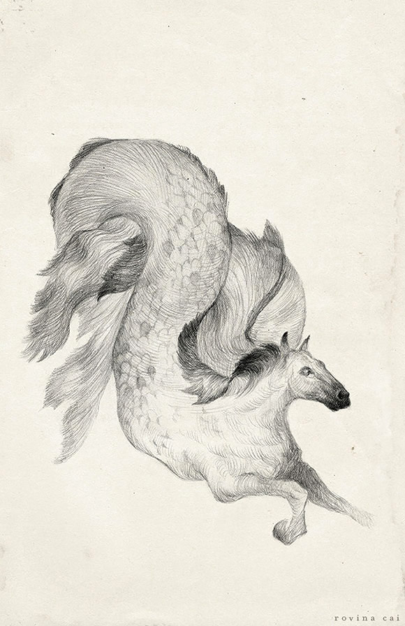 Rovina Cai - Mythical Menagerie: Series