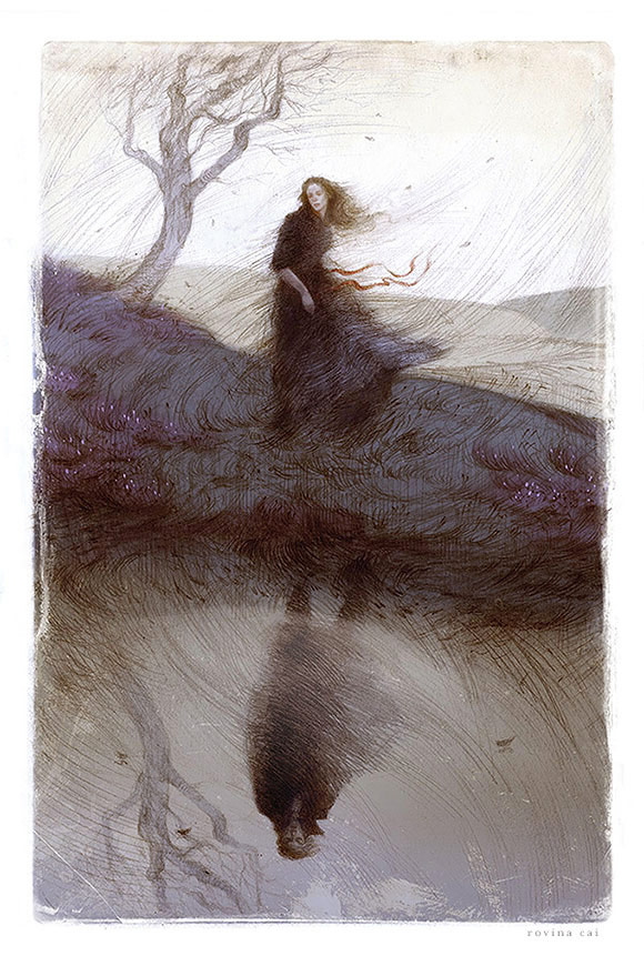 Rovina Cai - Wuthering Heights: Series