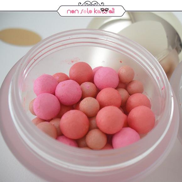 non solo Kawaii - Pupa Dot Shock, Dot Shock! Blush 001 Dot Macarones
