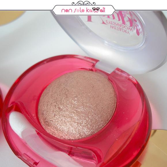 non solo Kawaii - Pupa Dot Shock, Vamp! Wet & Dry 706 Bronze Chestnut