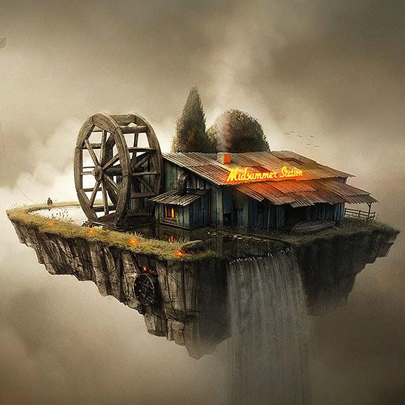 Gediminas Pranckevicius, Lonely Island