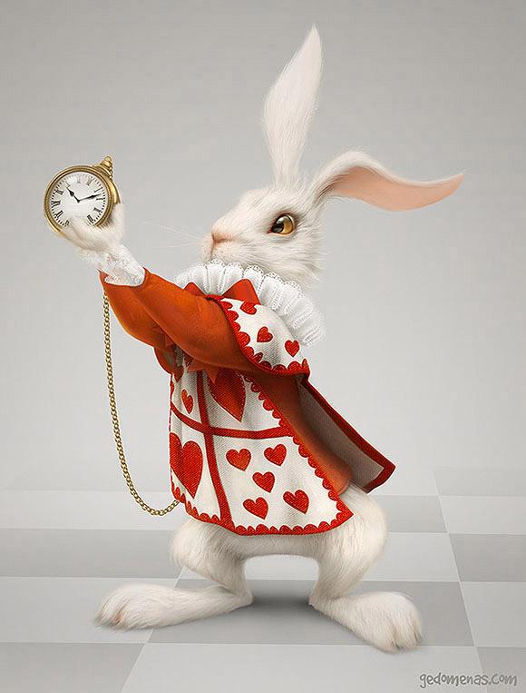 Gediminas Pranckevicius, Rabbit
