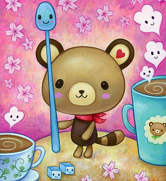 Jeremiah Ketner, Tenorikuma - Hello Kitty & 99 Friends - PIQ Grand Central Terminal