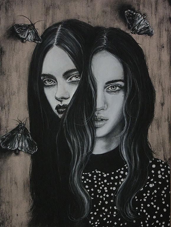 Bella Harris, Thornheart - Aestheticism, Vanilla Gallery