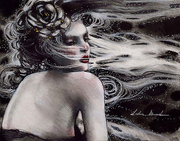 Kristin Shiraef, Last Glance - Aestheticism, Vanilla Gallery