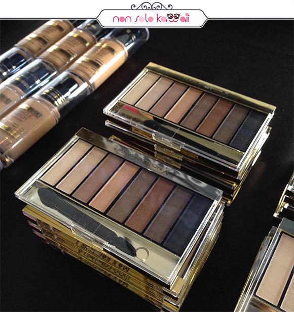 Max Factor Make up School con Rajan Tolomei, Palette Masterpiece 02 Golden Nudes