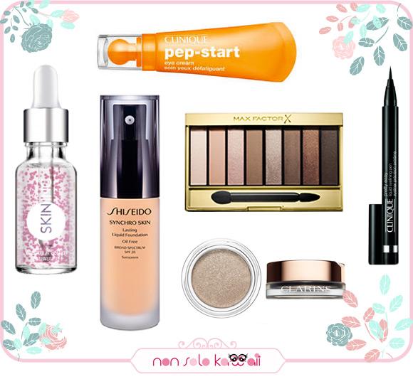 non solo Kawaii - Spring 2016 Beauty Routine