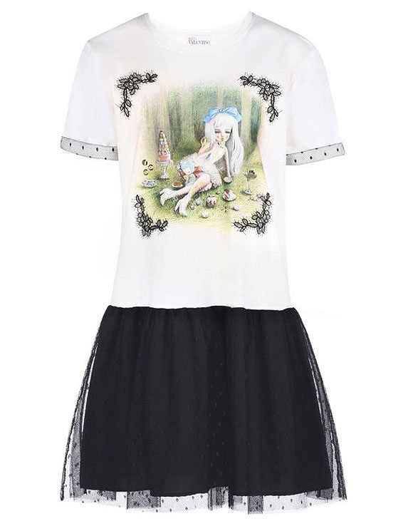 Kukula Capsule Collection X Red Valentino