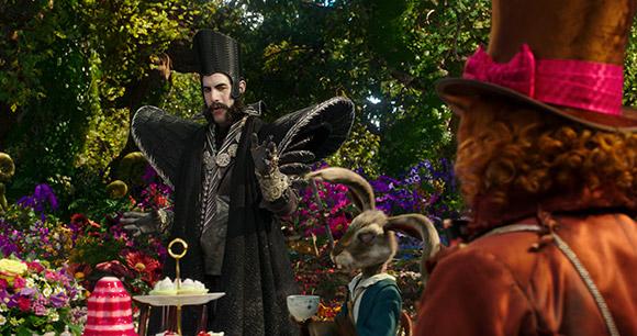Walt Disney Pictures, Alice Attraverso lo Specchio