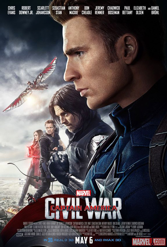 Marvel Studios - Captain America: Civil War