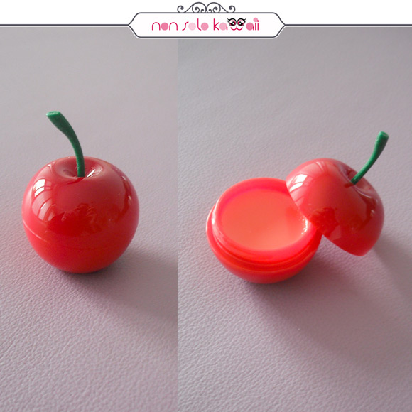 non solo Kawaii - Tonymoly Mini Lip Balm