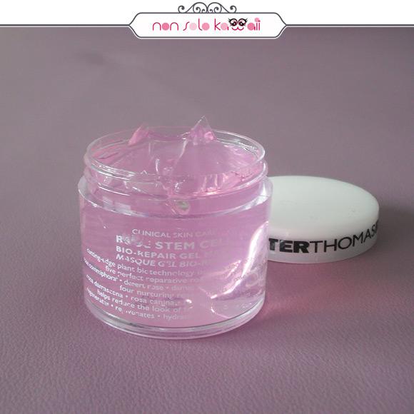 non solo Kawaii - Peter Thomas Roth Rose Stem Cell Bio-Repair Gel Mask