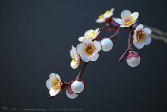 Kanzashi by Sakae