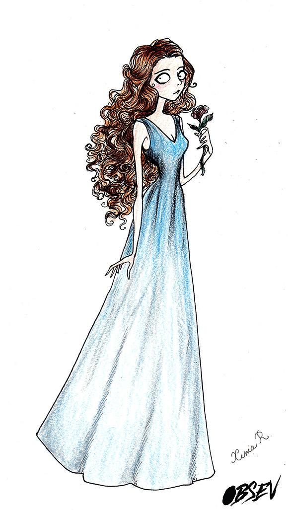 Xenia Rassolova for Obsev | Margaery Tyrell