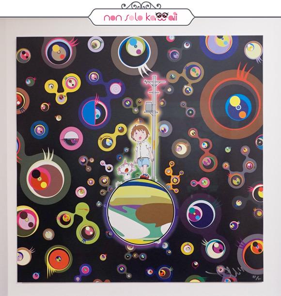 non solo Kawaii - Takashi Murakami: un Otaku Superdeep, Deodato Artei
