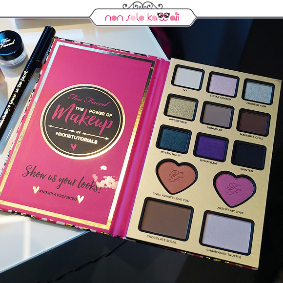 non solo Kawaii - Too Faced