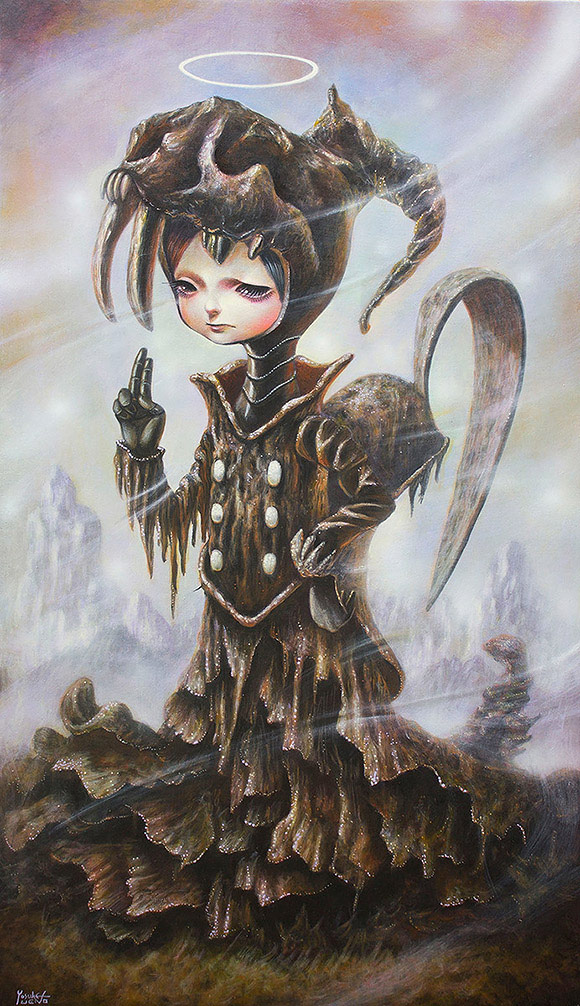 Yosuke Ueno, Tenderly is the Devil - 10th Anniversary Exhibition, Corey Helford Gallery