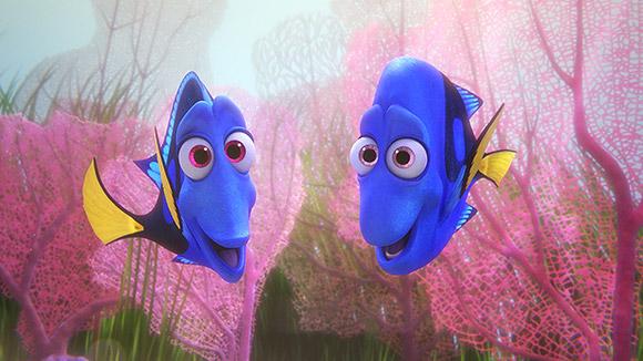 Pixar Animation Studios - Alla Ricerca di Dory / Finding Dory
