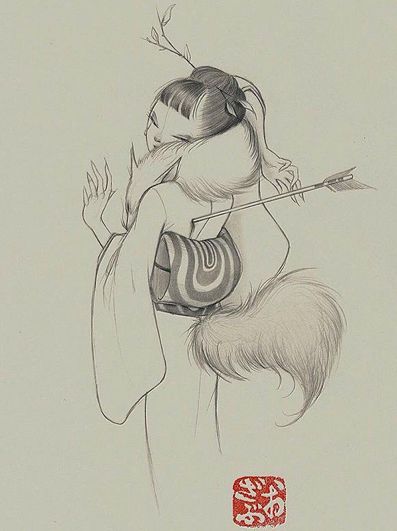 Ozabu, Kitsune Series 2