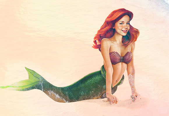 Jirka Väätäinen - Ariel from The Little Mermaid