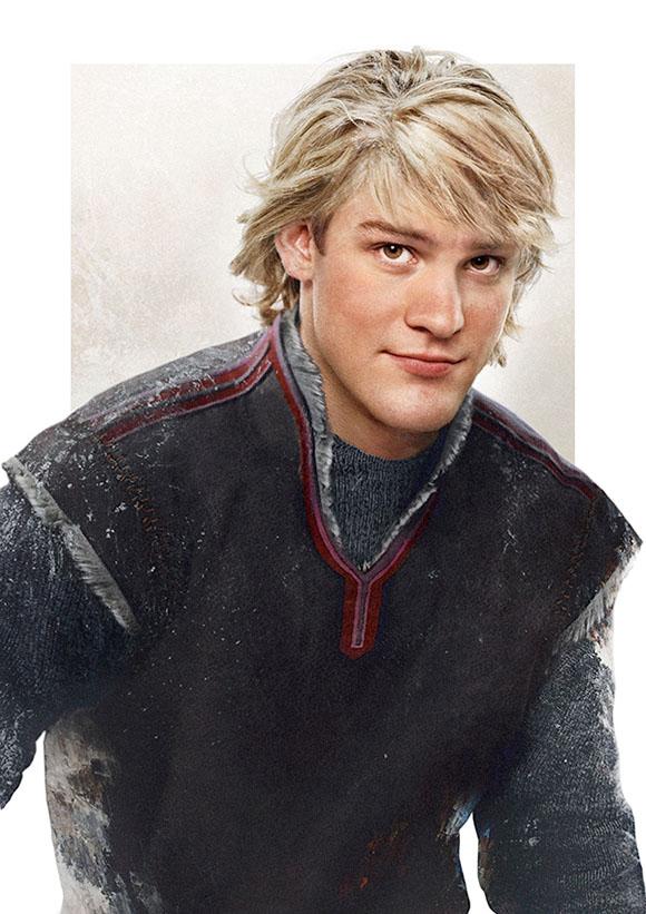 Jirka Väätäinen - Kristoff from Frozen