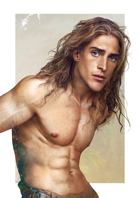 Jirka Väätäinen - Tarzan