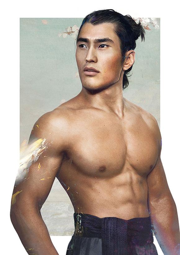 Jirka Väätäinen - Captain Li Shang from Mulan