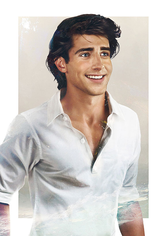 Jirka Väätäinen - Prince Eric from The Little Mermaid