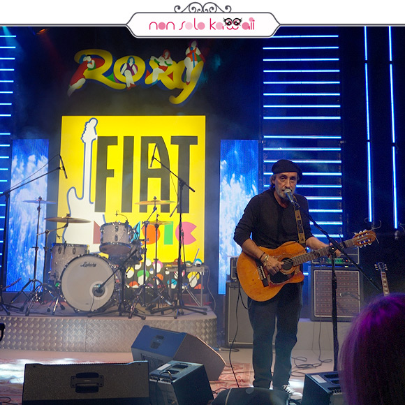 Fiat Music + Roxy Bar