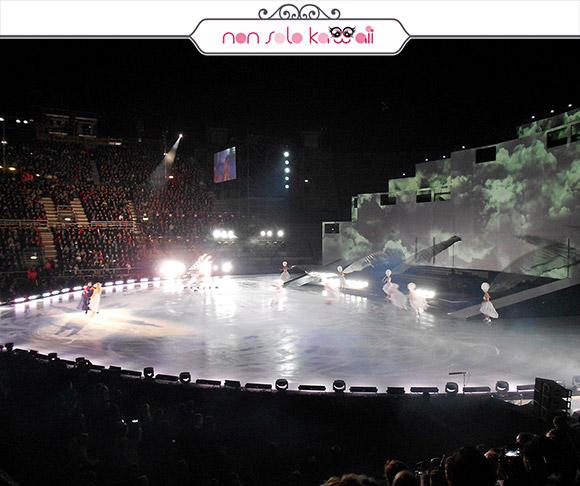 non solo Kawaii - Intimissimi On Ice 2016 ottobre