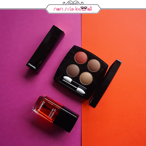 non solo Kawaii, Chanel Le Rouge Collection n.1