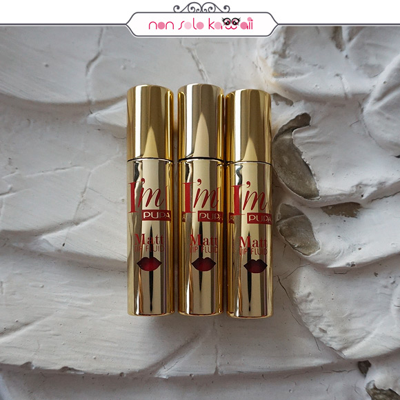 Pupa Milano Red Queen Collection