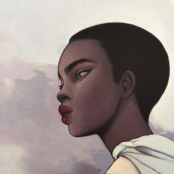 Kelsey Beckett - Murmuration, Corey Helford Gallery