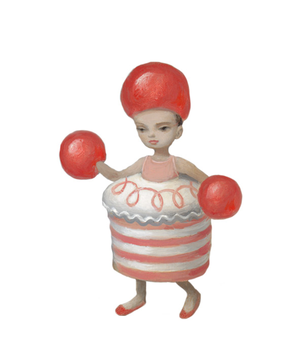 Mark Ryden x American Ballet Theatre - Whipped Cream