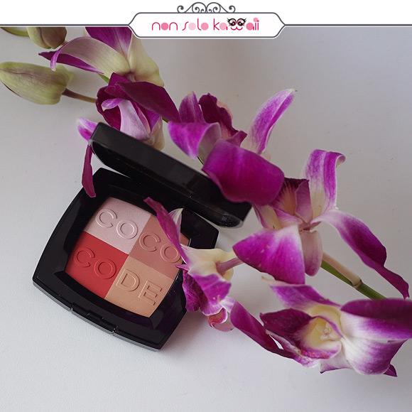 non solo Kawaii - Chanel Coco Code Harmonie de Blush