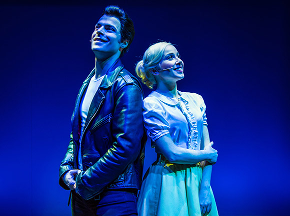 Grease The Musical 2017, Compagnia della Rancia - ph: Francesco Prandoni