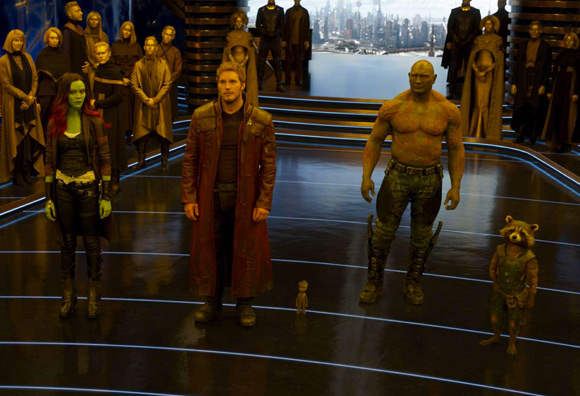 Marvel Cinematic Universe + Walt Disney Studios Motion Pictures - Guardians of the Galaxy 2