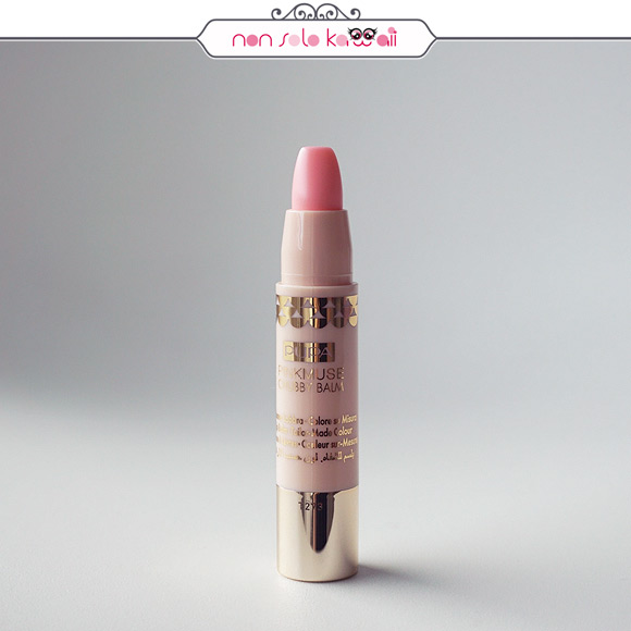 non solo Kawaii | Pupa Pink Muse Spring Collection - Pink Muse Chubby Balm 001 Universal Pink