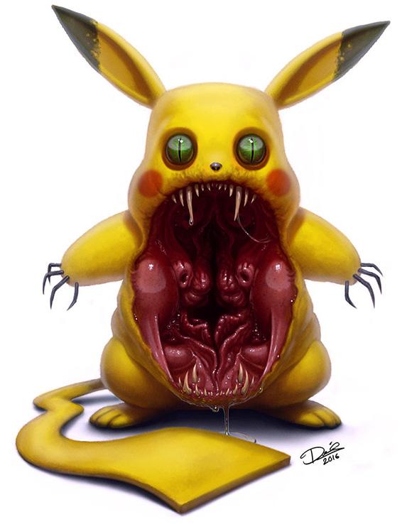 Dennis Carlsson - Pikachu