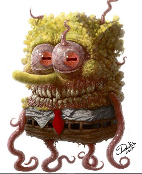 Dennis Carlsson - Spongebob
