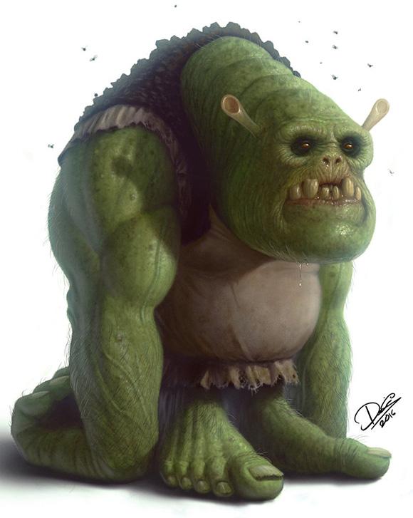 Dennis Carlsson - Shrek