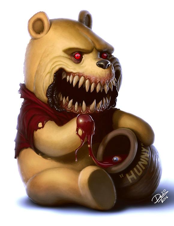 Dennis Carlsson - Winnie the Pooh