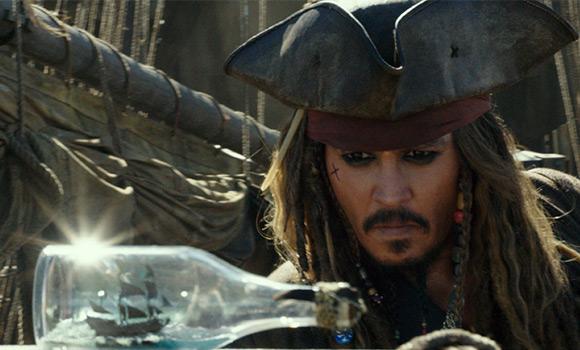 Walt Disney Pictures | Pirati dei Caraibi - La vendetta di Salazar