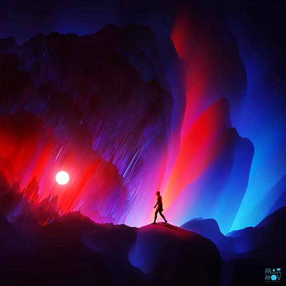 Novans V Adikresna - Starman Time Traveller