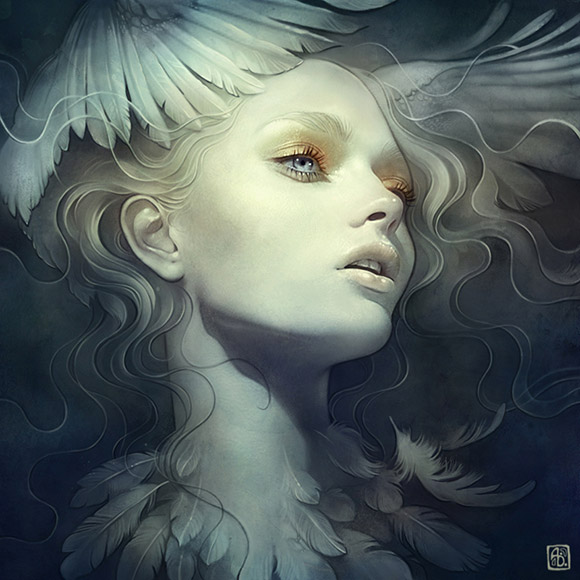 Anna Dittmann - I Dreamt I Could Fly