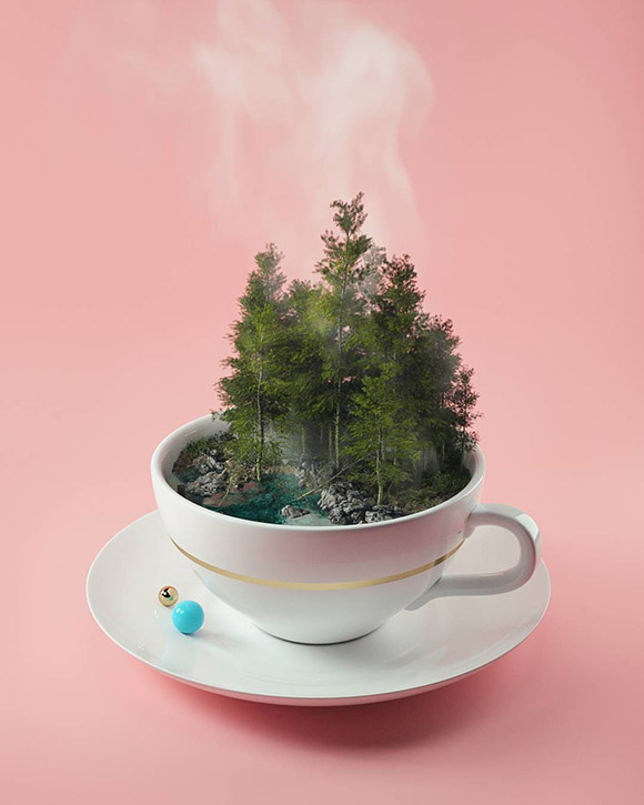Filip Hodas - Hot cup of tree